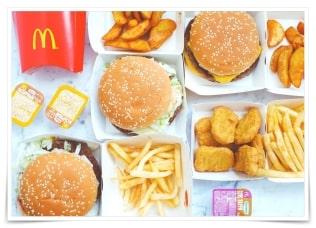 マック,カロリー,低い順,ハンバーガー,セット,低糖質,朝マック,メニュー,組み合わせ